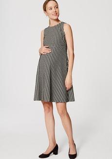 S/L Jaquard F&F Dress