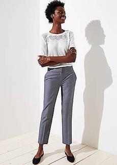 LOFT Slim Ankle Pants in Marisa Fit