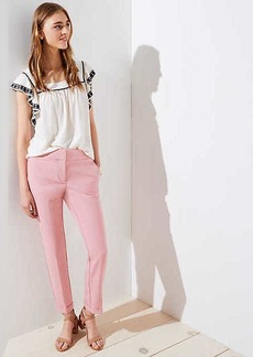 LOFT Slim Cuffed Pants in Marisa Fit