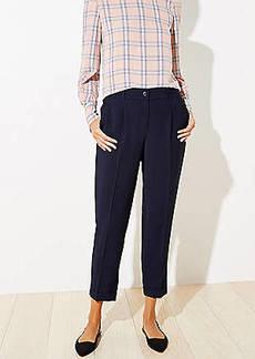 LOFT Slim Pants with Stretch Waist