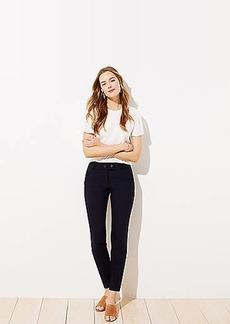 LOFT Slim Pencil Pants in Curvy Fit