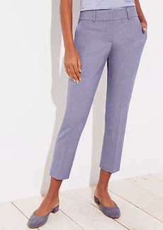 LOFT Slim Pencil Pants in Custom Stretch in Julie Fit