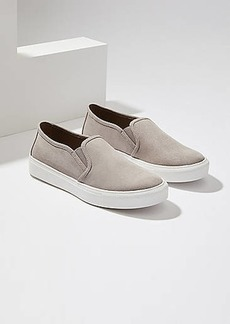 LOFT Slip On Sneakers