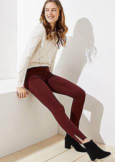 LOFT Skinny Slit Cuff Pants in Marisa Fit