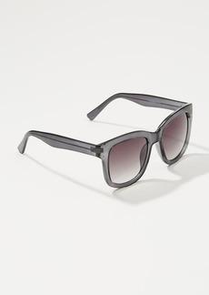 Smoky Square Sunglasses