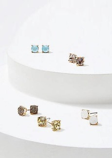 LOFT Sparkle Stud Earring Set
