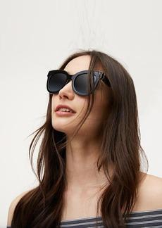 Squared Cateye Sunglasses