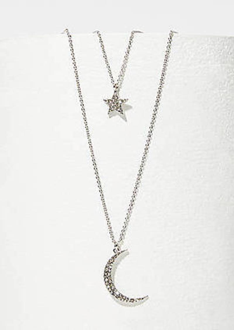 LOFT Star Delicate Necklace Set