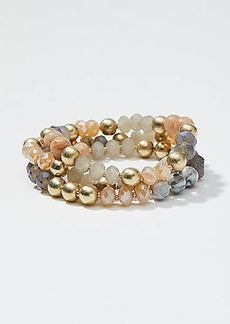 LOFT Stone Stretch Bracelet Set