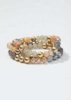 LOFT Stone Stretch Bracelet Set