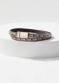 LOFT Stone Wrap Bracelet
