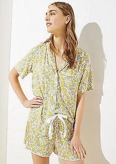 LOFT Summer Joy Pajama Set