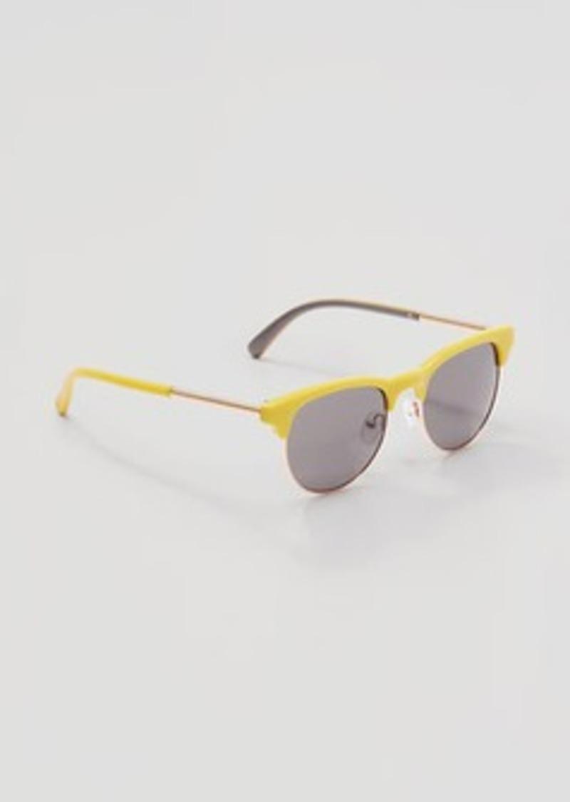 LOFT Summer Retro Sunglasses