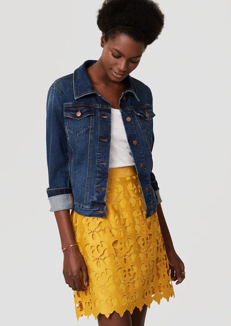 dd56d9358d LOFT Sunny Lace Skirt | Skirts