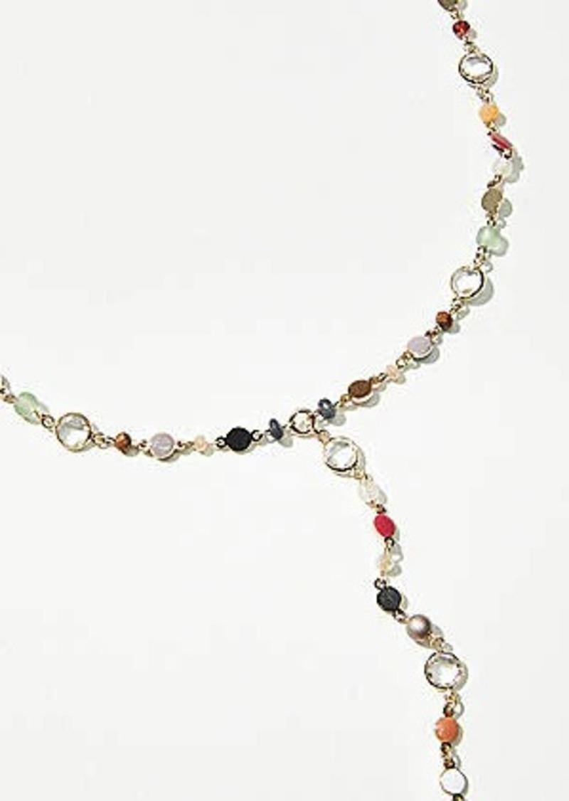 LOFT Modern Y Necklace