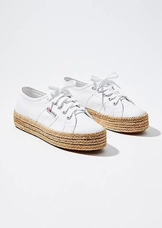 LOFT Superga Espadrille Sneakers