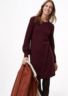 Sweater Blouse Dress