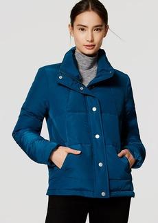Swing Puffer Coat