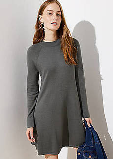 LOFT Swing Sweater Dress