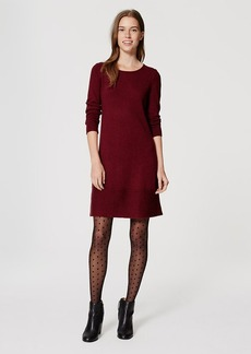 Swing Sweater Dress