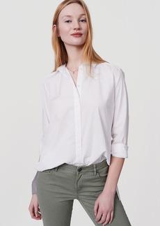 Swingy Tunic Softened Shirt