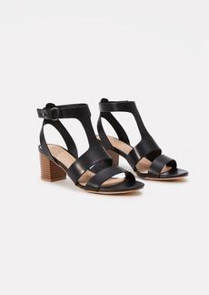 T-Strap Block Heels