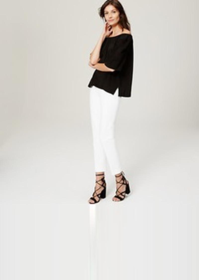 LOFT Tall Bi-Stretch Riviera Cropped Pants in Julie Fit