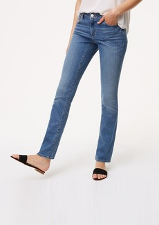 Tall Bootcut Jeans in Authentic Light Indigo Wash