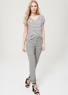 LOFT Tall Cropped Skinny Chinos in Marisa Fit
