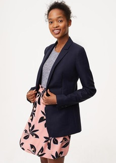 Tall Flared Back Blazer