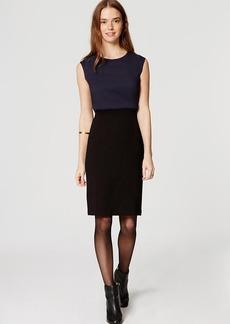 Tall Mixed Media Dress