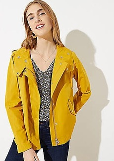 LOFT Tall Modern Raincoat