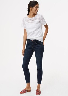 Tall Modern Skinny Ankle Jeans in Authentic Dark Wash