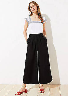 LOFT Tall Pull On Culottes