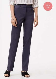 LOFT Tall Straight Leg Textured Pants in Julie Fit