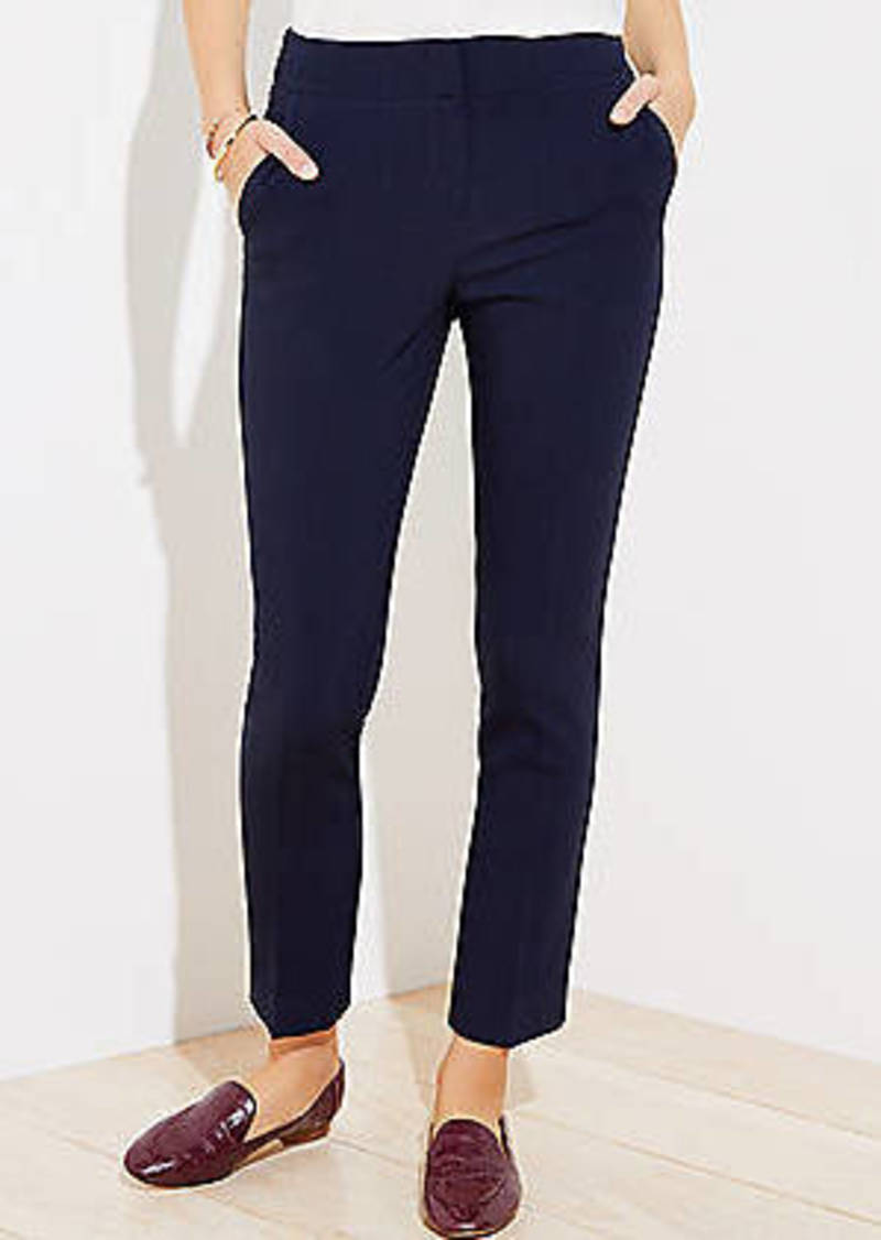 LOFT Tapered High Waist Pants