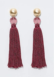 LOFT Tassel Earrings