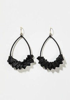 LOFT Tasseled Drop Earrings