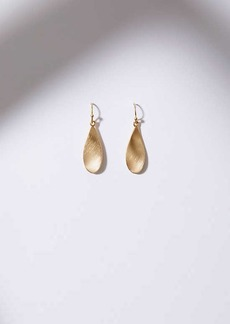 LOFT Teardrop Earrings