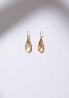 LOFT Teardrop Earrings