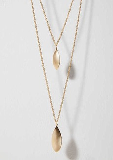 LOFT Teardrop Pendant Necklace Set
