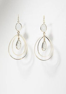 LOFT Teardrop Stone Earrings