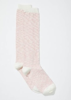 LOFT Textured Boot Socks