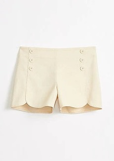 LOFT Textured Sailor Shorts