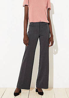 LOFT Textured Trousers