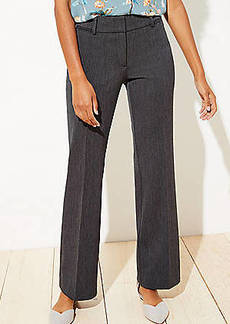 LOFT Textured Trousers in Curvy Fit