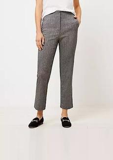 LOFT Textured Slim Pants