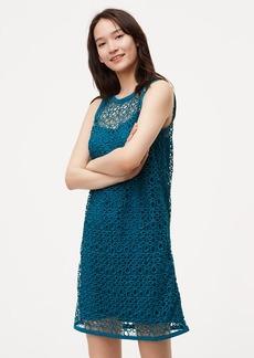 Tie Back Lace Dress