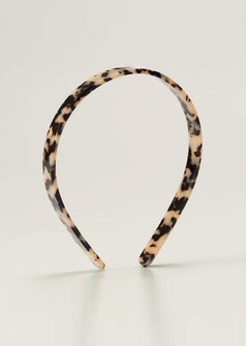 LOFT Tortoiseshell Print Headband