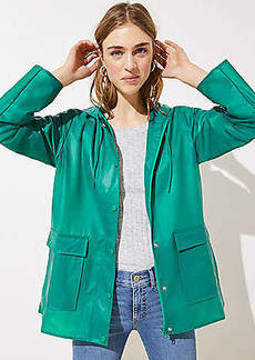 LOFT Essential Rain Jacket